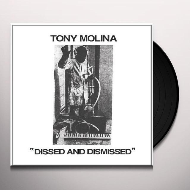 Tony Molina DISSED & DISMISSED Vinyl Record