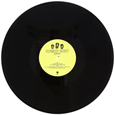 Francis Bebey REMIXED Vinyl Record
