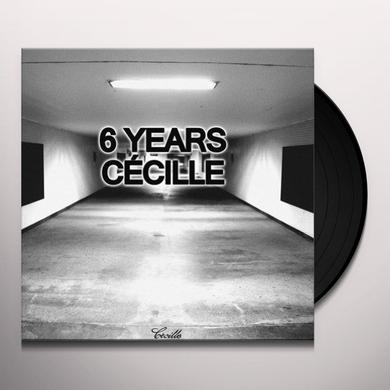 6 YEARS CECILLE / VARIOUS Vinyl Record