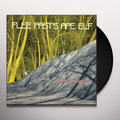 Orchid Spangiafora FLEE PASTS APE ELF Vinyl Record
