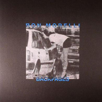 Ron Morelli BACKPAGES Vinyl Record