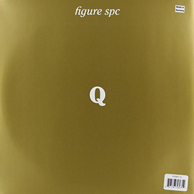 Johannes Heil FIGURE SPC Q Vinyl Record