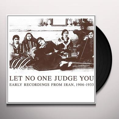 LET NO ONE JUDGE YOU: EARLY RECORDINGS FROM / VAR Vinyl Record