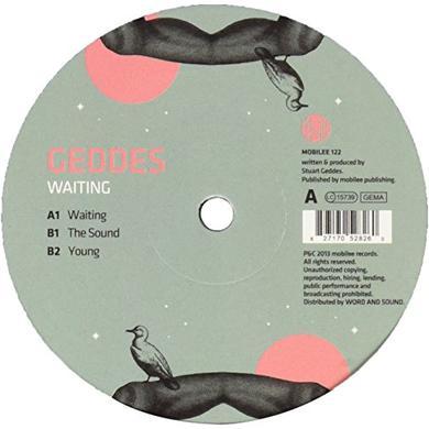 Geddes WAITING Vinyl Record