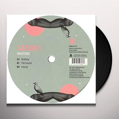 Geddes WAITING Vinyl Record
