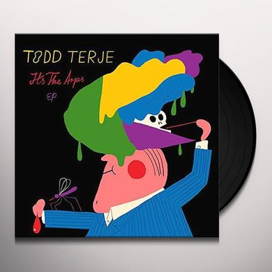Todd Terje ITS THE ARPS Vinyl Record