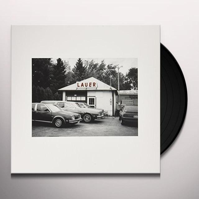 Lauer 23 WAIST Vinyl Record