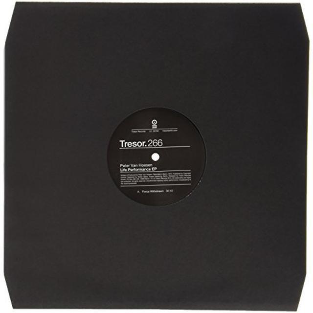 Peter Vanhoesen LIFE PERFORMANCE Vinyl Record