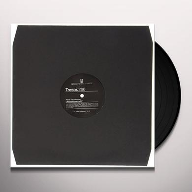 Peter Vanhoesen LIFE PERFORMANCE Vinyl Record