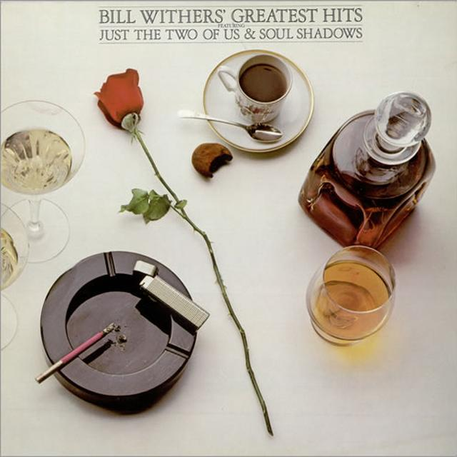 BILL WITHERS GREATEST HITS Vinyl Record - Limited Edition, 180 Gram Pressing