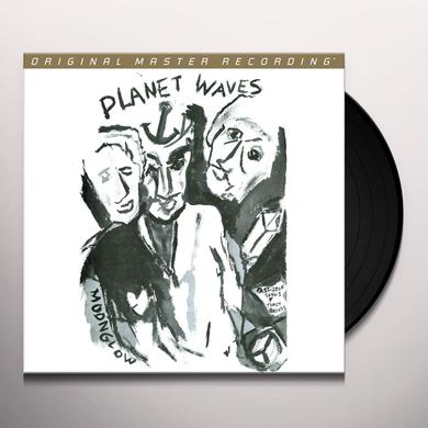 Bob Dylan PLANET WAVES Vinyl Record - Limited Edition, 180 Gram Pressing