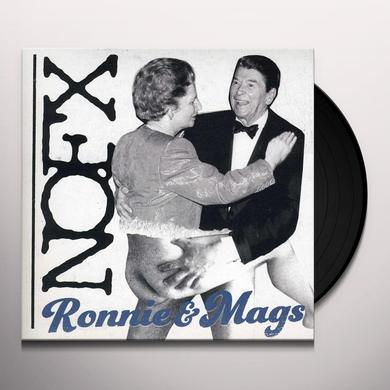 Nofx RONNIE & MAGS Vinyl Record
