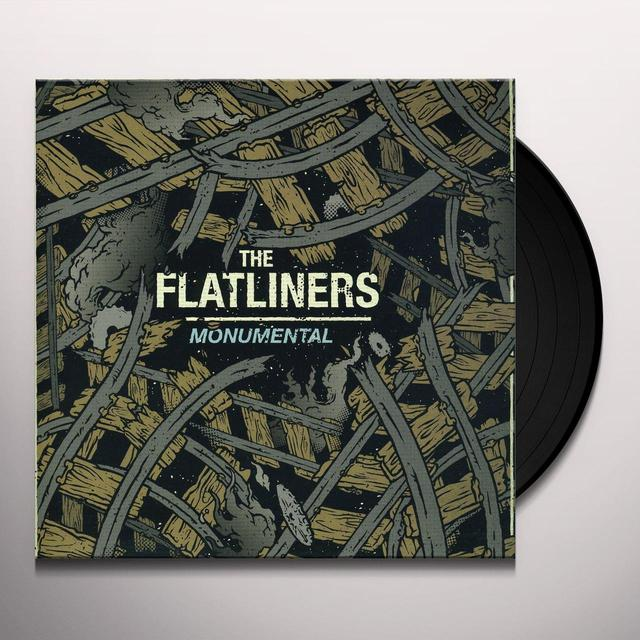 The Flatliners MONUMENTAL Vinyl Record