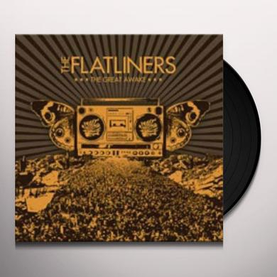 The Flatliners GREAT AWAKE Vinyl Record