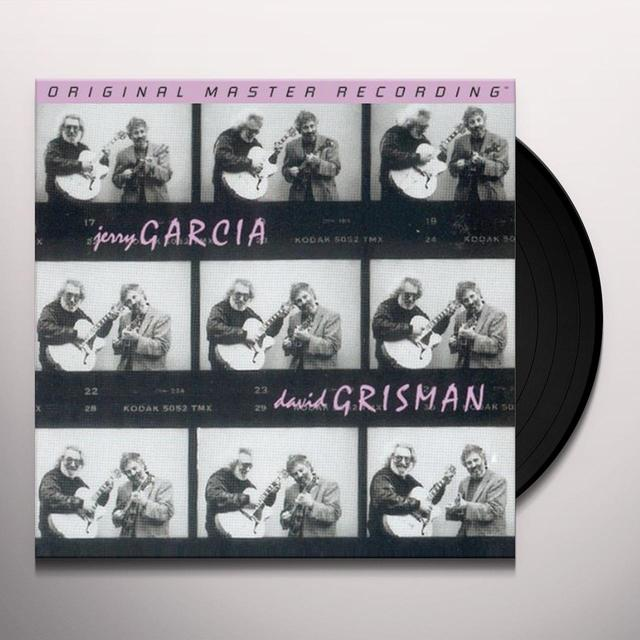 JERRY GARCIA & DAVID GRISMAN Vinyl Record - Limited Edition, 180 Gram Pressing