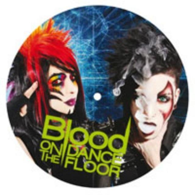 Blood On The Dance Floor COMEBACK / HELL ON WHEELS Vinyl Record