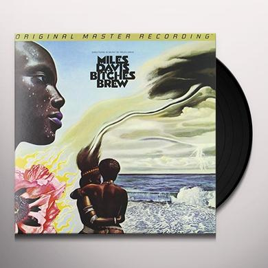 Miles Davis BITCHES BREW Vinyl Record - Limited Edition, 180 Gram Pressing