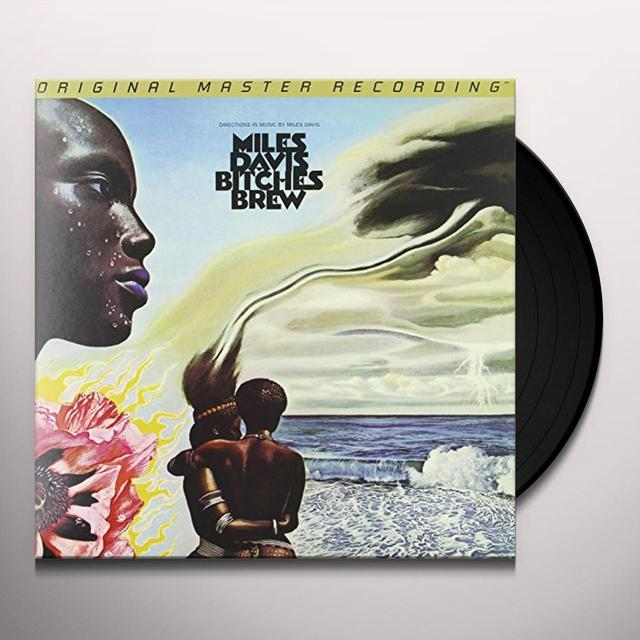 Miles Davis BITCHES BREW Vinyl Record