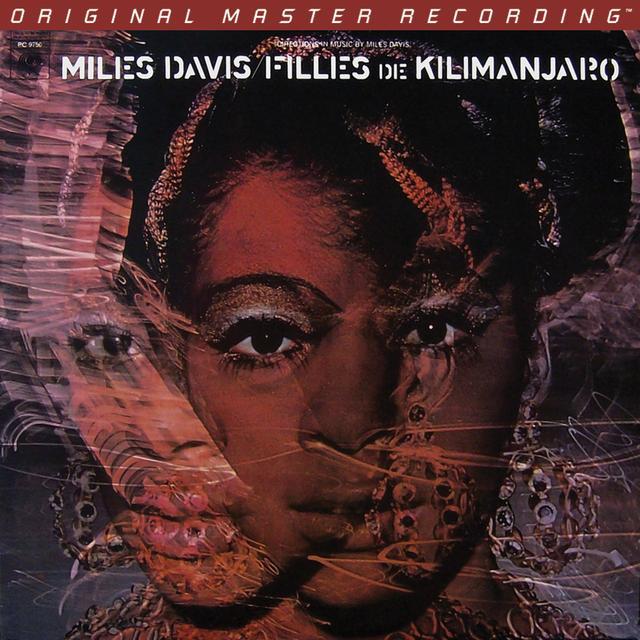 Miles Davis FILLES DE KILIMANJARO Vinyl Record - Limited Edition, 180 Gram Pressing