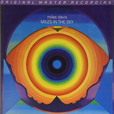 Miles Davis MILES IN THE SKY Vinyl Record