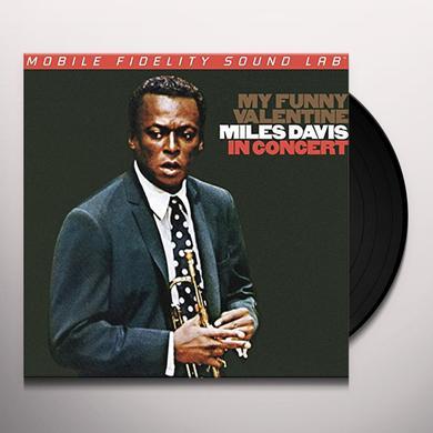 Miles Davis MY FUNNY VALENTINE: IN CONCERT Vinyl Record