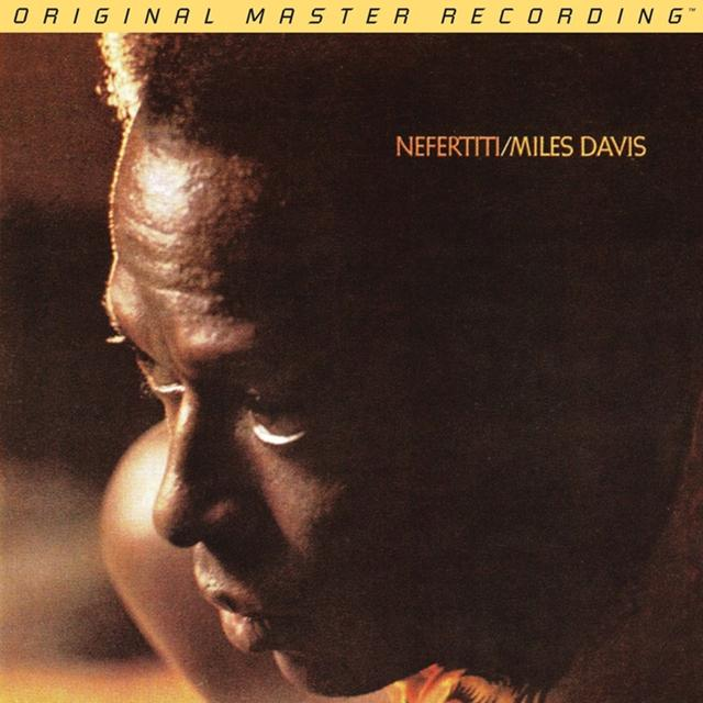Miles Davis NEFERTITI Vinyl Record - Limited Edition, 180 Gram Pressing