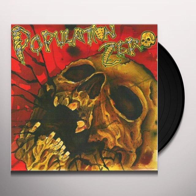 Population Zero LUDLOW Vinyl Record