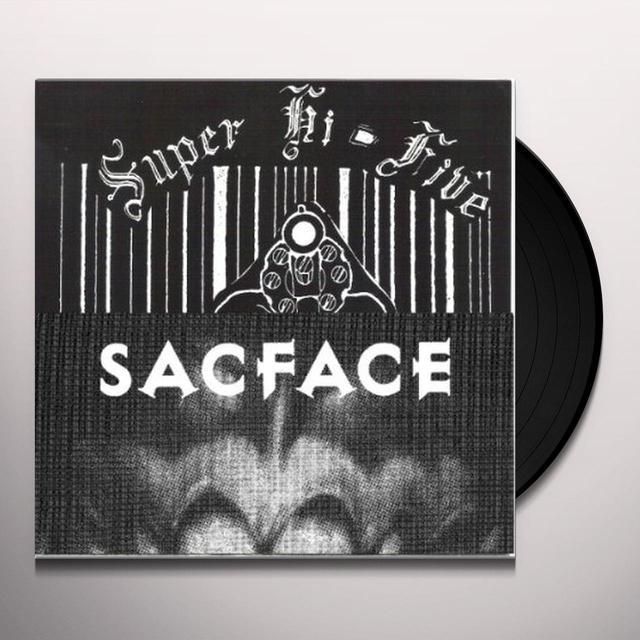 Super Hi-Five SPLIT 7 Vinyl Record