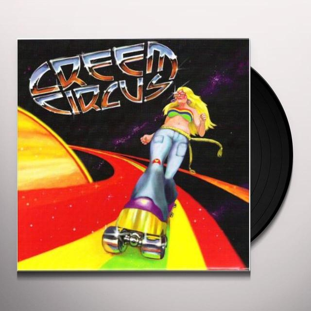 CREEM CIRCUS MINUTES IN HEAVEN Vinyl Record