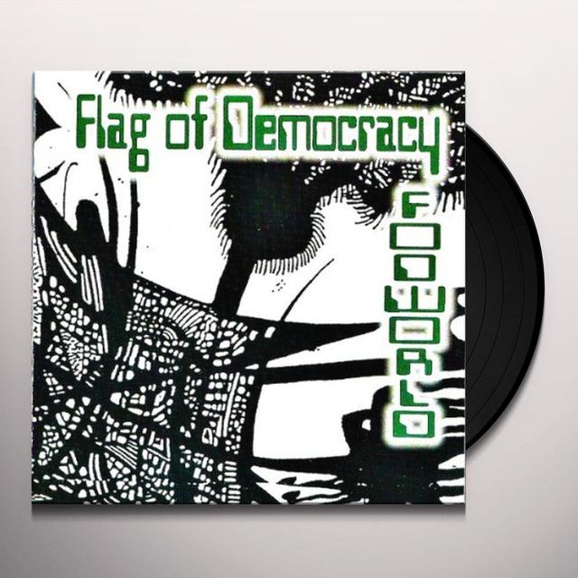 Flag Of Democracy FOG WORLD Vinyl Record