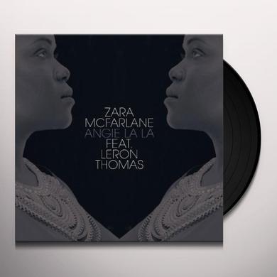 Zara Mcfarlane ANGIE LA LA (YORUBA SOUL MIXES) Vinyl Record