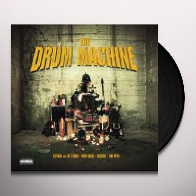 Beatvadda DRUM MACHINE Vinyl Record