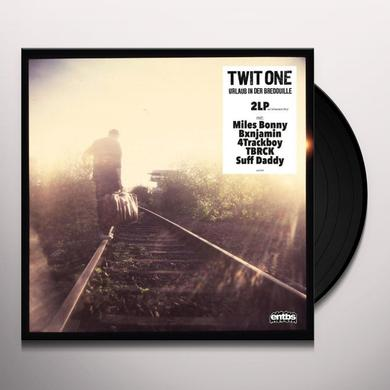 Twit One URLAUB IN DER BREDOUILLE Vinyl Record