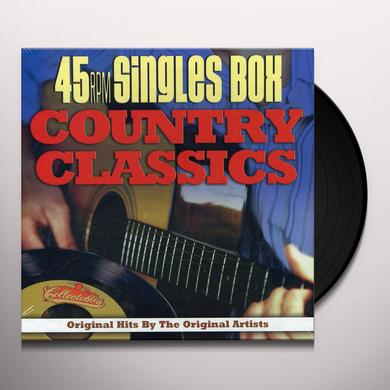 COUNTRY CLASSICS / VARIOUS Vinyl Record
