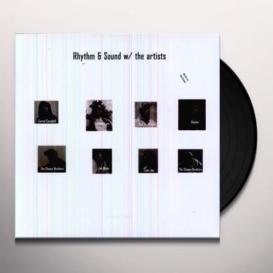 Rhythm & Sound WITH THE ARTISTS Vinyl Record