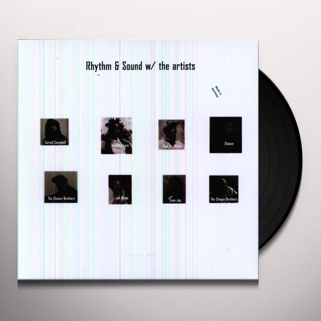 Rhythm & Sound WITH THE ARTISTS Vinyl Record