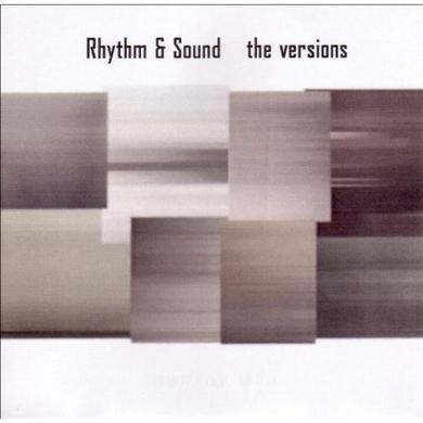 Rhythm & Sound WITH THE VERSIONS Vinyl Record