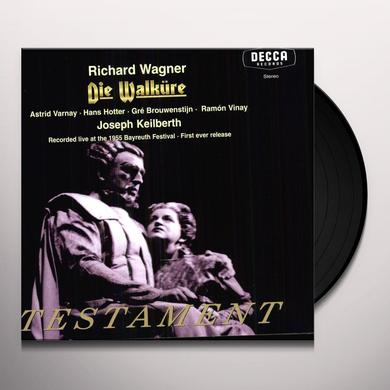 R. Wagner DIE WALKURE-RING CYCLE Vinyl Record