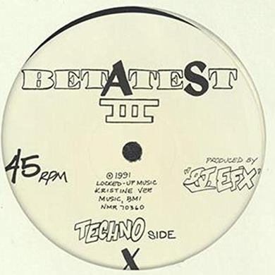 Dj Efx BETATEST 3 Vinyl Record