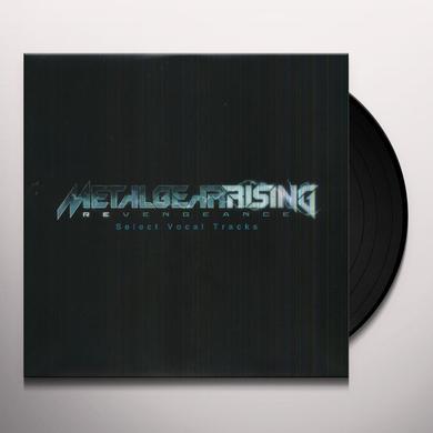 METAL GEAR RISING: REVENGEANCE / O.S.T. Vinyl Record