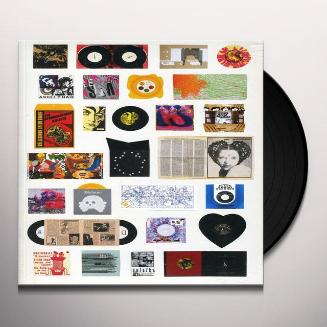 Sound Screen Design TOUCHABLE SOUND: A COLLECTION OF 7-INCH Vinyl Record