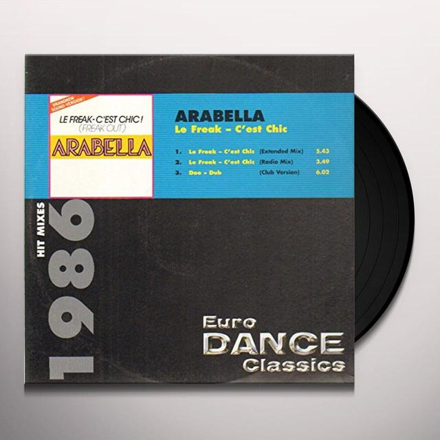 Arabella LE FREAK-CEST CHIC Vinyl Record
