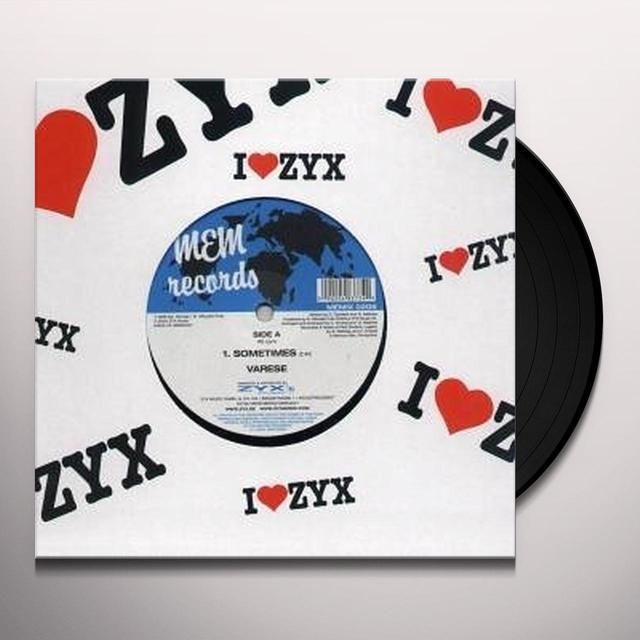 Varese SOMETIMES Vinyl Record