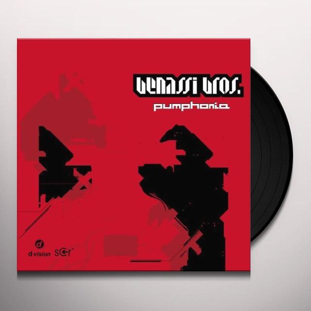 Benassi Bros. PUMPHONIA Vinyl Record