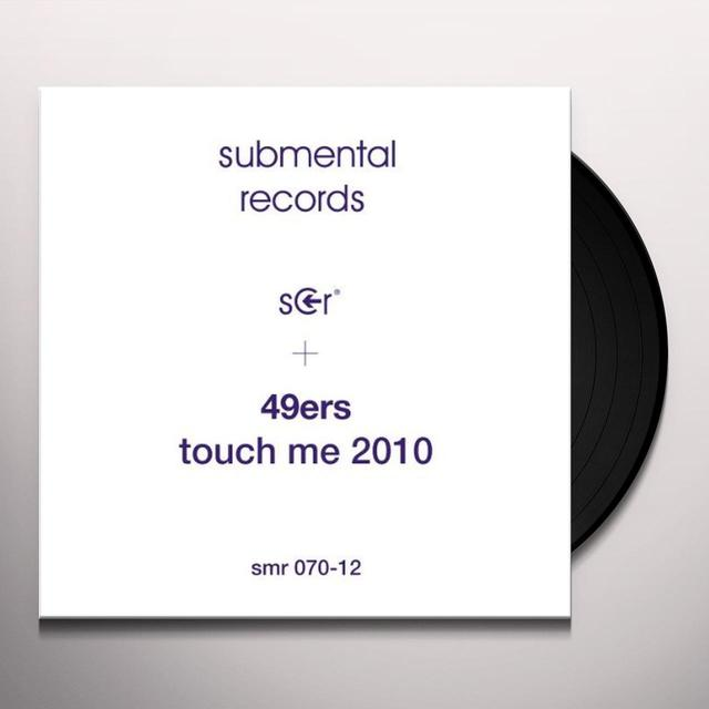 49Ers TOUCH ME 2010 Vinyl Record