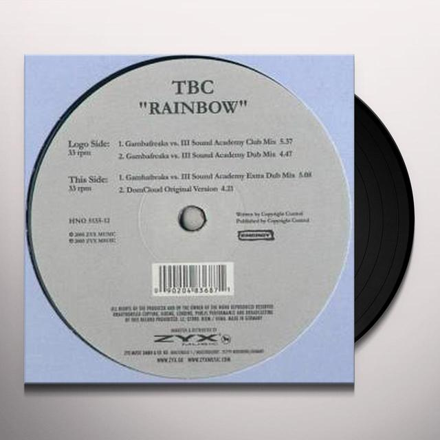 Tbc RAINBOW Vinyl Record