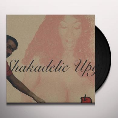 Dolby/Xplosiva SHAHADELIC UPGRADE SAMPLER Vinyl Record
