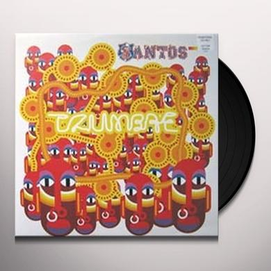 Santos TZUMBAE Vinyl Record
