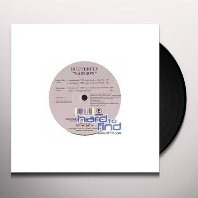 Butterfly RAINBOW Vinyl Record