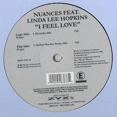 Nuances I FEEL LOVE Vinyl Record